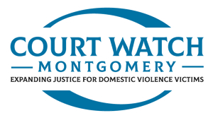CourtWatch Montgomery Logo